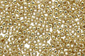TOHO Permanent Galvanized Yellow Gold Round 11/0 Seed Bead