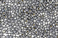 TOHO Permanent Galvanized Frosted Blue Slate Round 11/0 Seed Bead