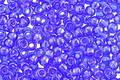 TOHO Transparent Sapphire Round 8/0 Seed Bead