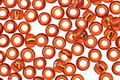 TOHO Burnt Orange (with Silver Lining) Round 6/0 Seed Bead