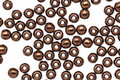 Czech Glass Dark Bronze Round 3mm
