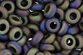 TOHO Matte Iris Purple Demi Round 6/0 Seed Bead