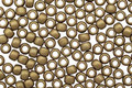 TOHO Antique Frosted Bronze Round 8/0 Seed Bead