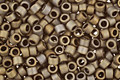 TOHO Frosted Metallic Iris Brown Treasure #1 Seed Bead