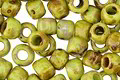 TOHO Sour Apple Picasso Hybrid Round 6/0 Seed Bead