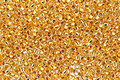 TOHO Crystal (with 24K Gold Lining) Round 15/0 Seed Bead