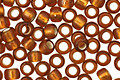 TOHO Smoky Topaz (with Frosted Silver Lining) Round 8/0 Seed Bead