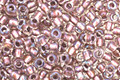 TOHO Crystal (with Rose Gold Lining) Round 11/0 Seed Bead