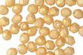 Czech Glass Honey Shimmer Fire Polished Round 4mm