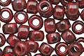 TOHO Pepper Red Picasso Hybrid Round 6/0 Seed Bead