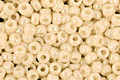 TOHO Opaque Rainbow Light Beige Round 11/0 Seed Bead