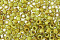TOHO Sour Apple Picasso Hybrid Round 8/0 Seed Bead