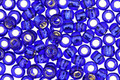 TOHO Cobalt (with Silver Lining) Round 6/0 Seed Bead