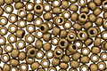 TOHO Matte Dark Copper Round 11/0 Seed Bead