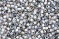 TOHO Rainbow Crystal (with Gray Lining) Round 11/0 Seed Bead