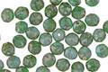 Czech Glass Pangea Picasso English Cut Bead 4mm