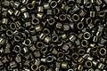 TOHO Aiko Metallic Brown Iris Precision Cylinder 11/0 Seed Bead