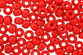 TOHO Opaque Pepper Red Round 6/0 Seed Bead