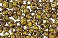 TOHO Opaque Dandelion Picasso Hybrid Round 6/0 Seed Bead