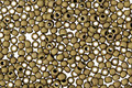 TOHO Antique Frosted Bronze Round 11/0 Seed Bead