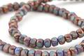 Czech Glass Bronzed Twilight Trica Beads 2.5x4mm