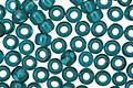TOHO Transparent Capri Blue Round 8/0 Seed Bead