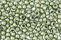 TOHO Metallic Greenery Hybrid Round 8/0 Seed Bead