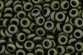 TOHO Matte Dark Olive Demi Round 11/0 Seed Bead