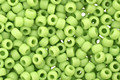 TOHO Opaque Frosted Sour Apple Round 11/0 Seed Bead