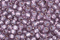 TOHO Milky Lavender (with Silver Lining) Round 11/0 Seed Bead