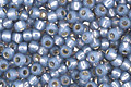 TOHO Milky Montana Blue (with Silver Lining) Round 11/0 Seed Bead