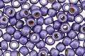 TOHO Permanent Metallic Polaris (Matte) Round 6/0 Seed Bead