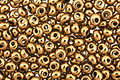 TOHO Bronze Magatama 3mm Seed Bead