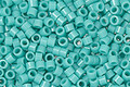 TOHO Aiko Opaque Turquoise Precision Cylinder 11/0 Seed Bead