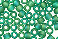 TOHO Transparent Rainbow Frosted Dark Peridot Round 8/0 Seed Bead