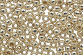 TOHO Permanent Galvanized Aluminum Round 8/0 Seed Bead