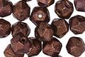 Czech Glass Bronzed Amethyst English Cut Bead 6x8mm