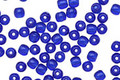 Czech Glass Cobalt Round 3mm