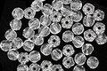 Czech Glass Crystal English Cut Round 3mm