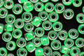 TOHO Luminous Neon Green Round 6/0 Seed Bead