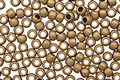TOHO Frosted Bronze Round 8/0 Seed Bead
