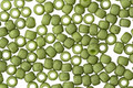 TOHO Semi-Glazed Honeydew Round 8/0 Seed Bead