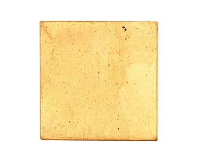 Brass Square Blank 29mm