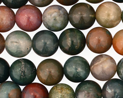 Fancy Jasper Round 10mm