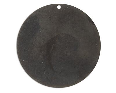 Vintaj Arte Metal Circle Altered Blank 34mm