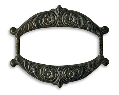 Vintaj Arte Metal Victoriana Ribbon Slide 46x38mm