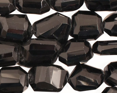 Spinel Faceted Nugget 11-17x10-15mm