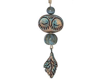 Gaea Ceramic Dreaming Owl Bundle
