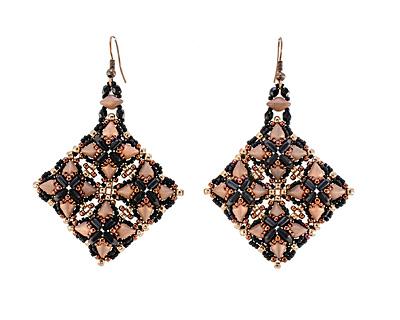Bertel Earrings Pattern