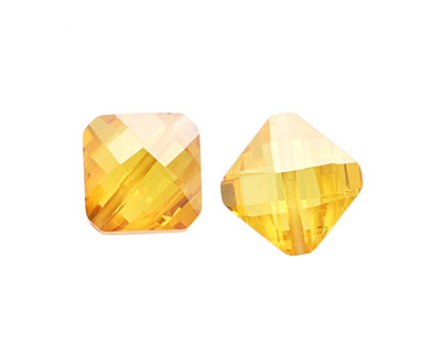Sunshine Faceted Diamond 15mm
